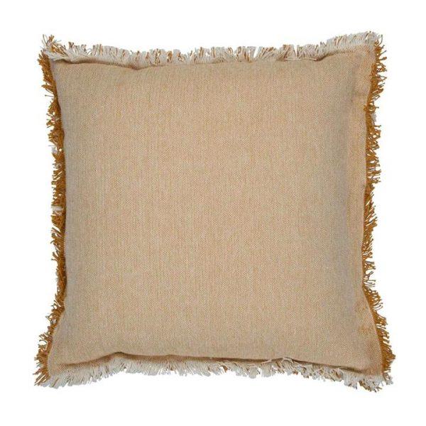 Heidi Scatter Cushion, Mustard