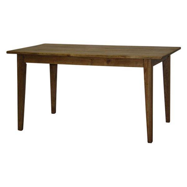 Holman Oak Timber Dining Table, 150cm, Antique Oak