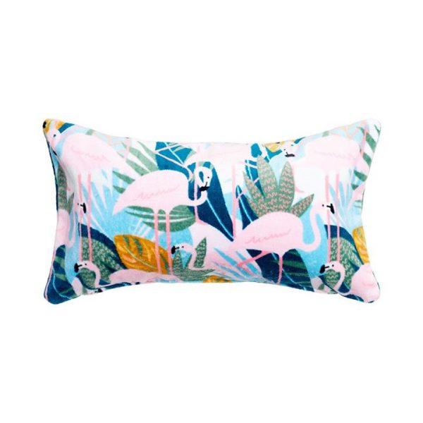 Home Republic Beach Inflatable Pillow S20 25x45cm Flamingo Dream By Adairs