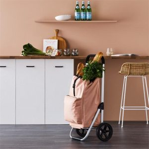 Home Republic Enviro Shopping Collection Trolley Pink By Adairs