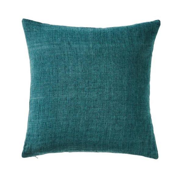 Home Republic Malmo Linen Cushion 50x50cm Pine By Adairs