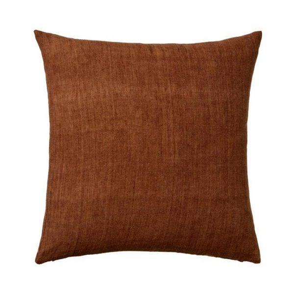 Home Republic Malmo Linen Cushion Coffee Bean By Adairs