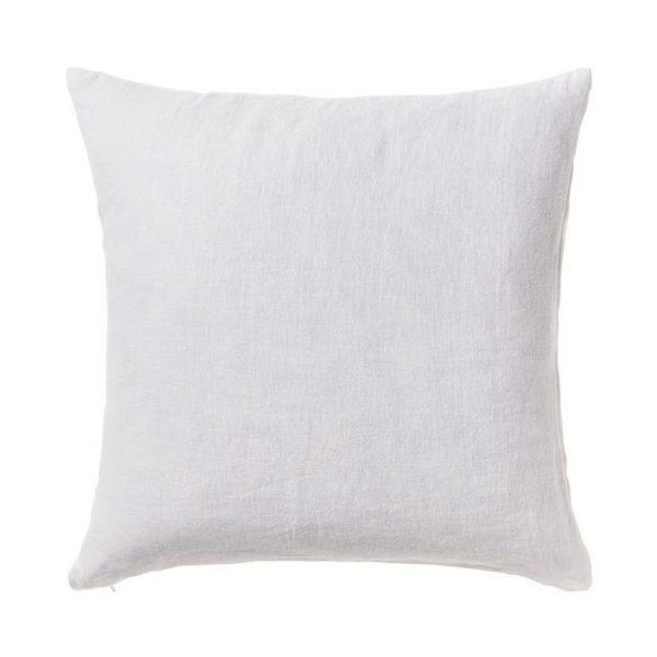 Home Republic Malmo Linen Cushion White 50x50cm By Adairs