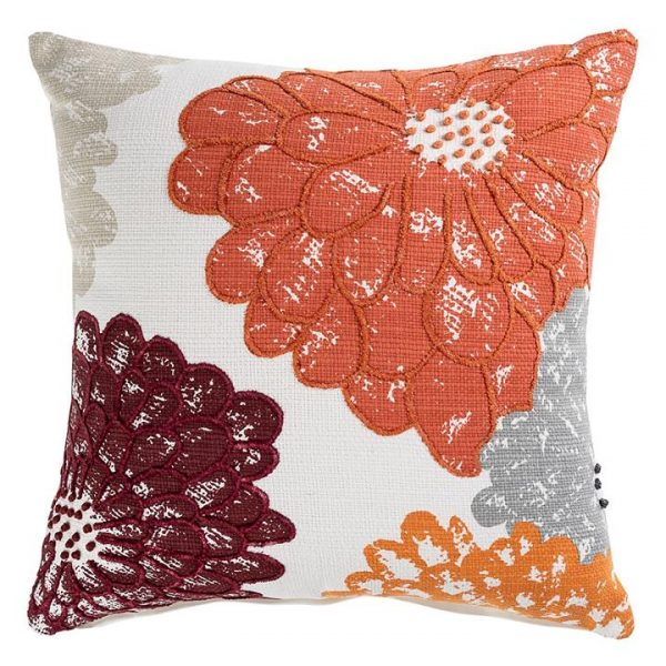 Jade Cushion with Feather Insert
