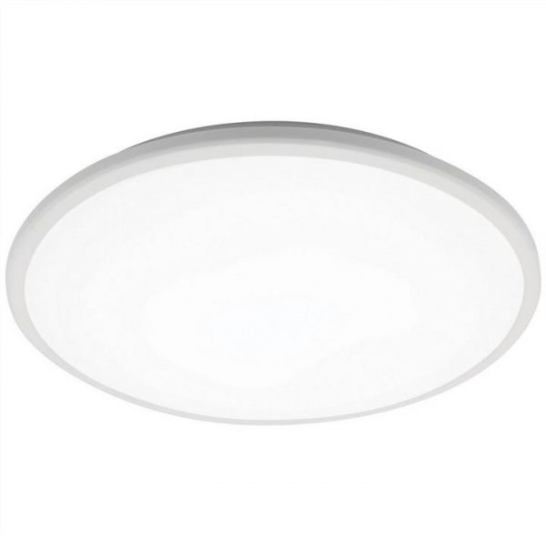 Jazz IP54 LED Indoor / Outdoor Oyster Ceiling Lighting, 38W, 3000K, White
