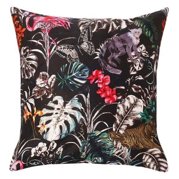Jungle Sateen European Pillow Case