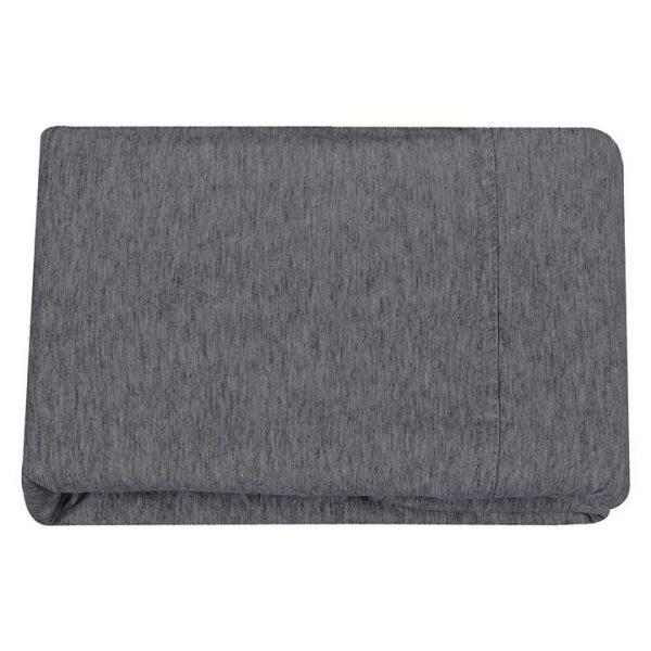 Justin Jersey Cotton Standard Pillow Case (Set of 2)