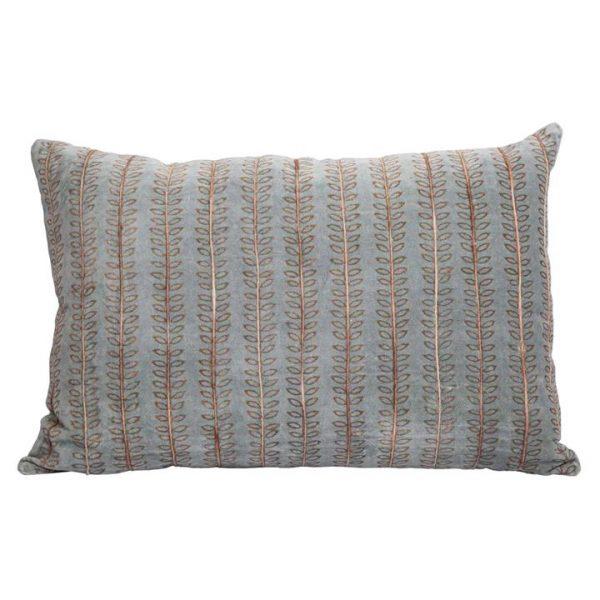 Kadi Velvet Lumbar Cushion