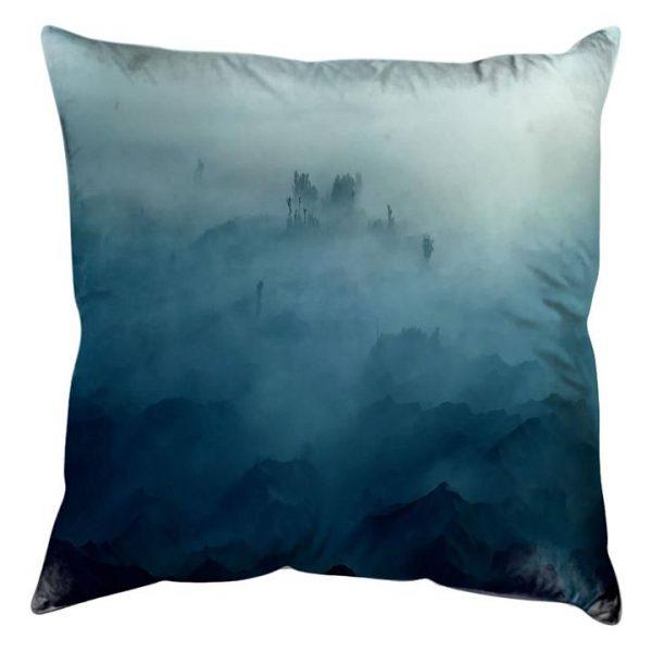 Land of Fog Cushion