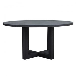 Leeton Timber Round Dining Table