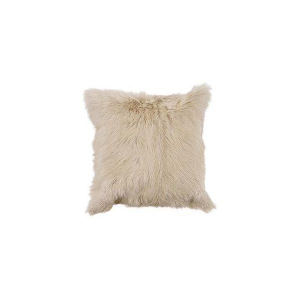 Long Hair Himalayan Goatskin Cushion