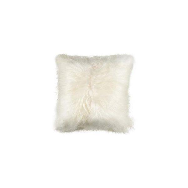 Long Hair Himalayan Goatskin Cushion, 60cm
