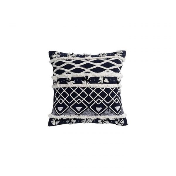 Lyon Cushion, Navy