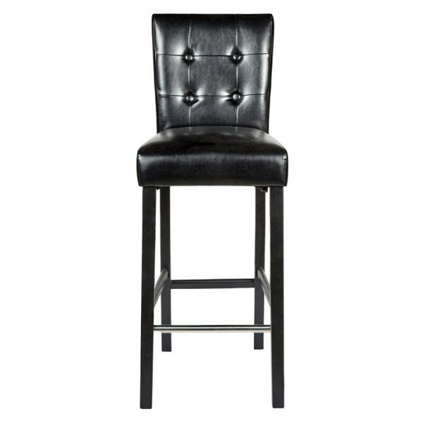 Manhattan PU Leather Bar Stool