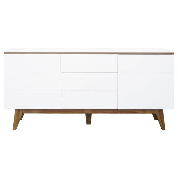 Marie Buffet 2 Door 3 Drawer Buffet Table, 150cm