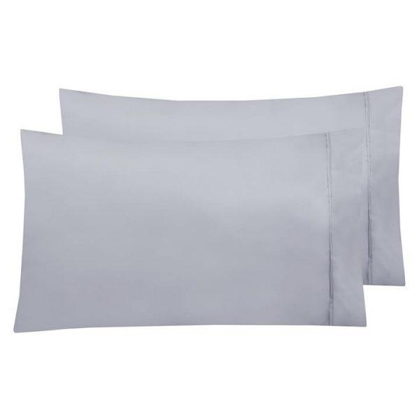 Microfibre Satin Pillow Case (Set of 2)