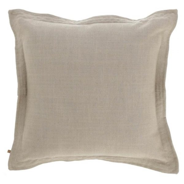 Moana Fabric Scatter Cushion, Beige