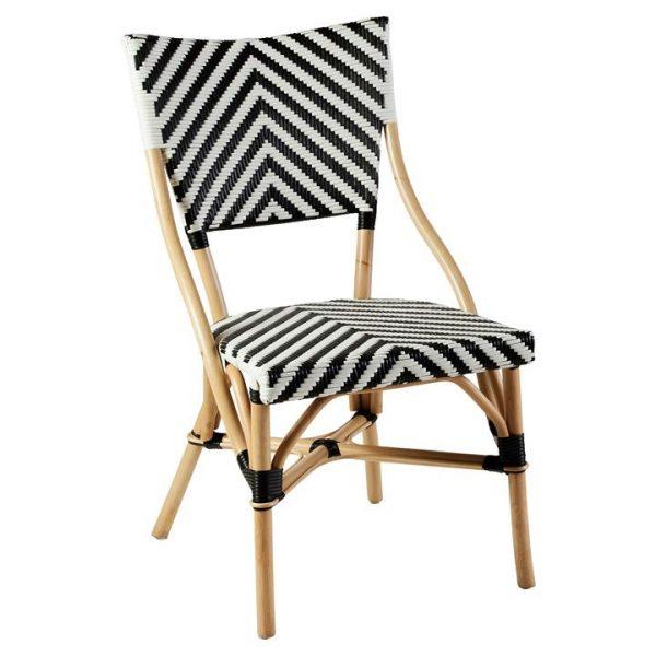 Montego Rattan Bistro Dining Chair