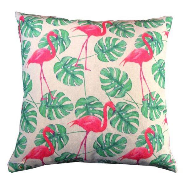 Negri Flamingo Cushion