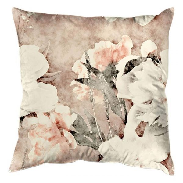 Paper And Rose Cushion
