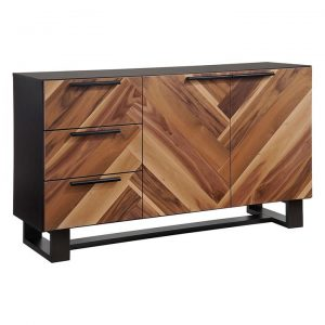 Perry Wood Sideboard