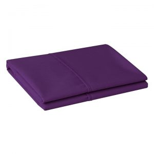 Plain Pillow Case Set