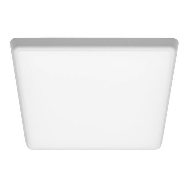 Quinn IP54 LED Indoor / Outdoor Oyster Ceiling Light, 35W, CCT