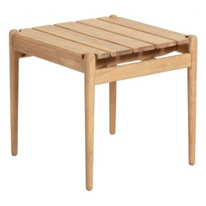 Ralat Outdoor Timber Side Table