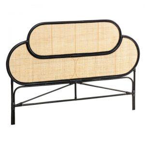 Rani Rattan & Bamboo Bed Head