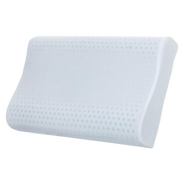 Rooney Gel-Infused Talalay Latex Contour Pillow