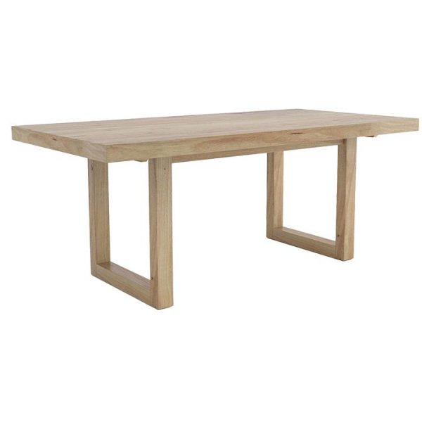 Roson Messmate Timber Dining Table, 180cm