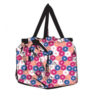 Sala Shopping Trolley Bag with Insulated Pocket