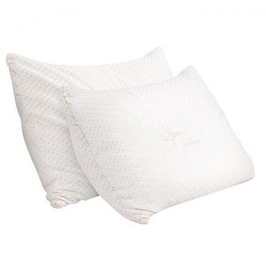 Scipio Gel-Infused Memory Foam Pillow (Set of 2)