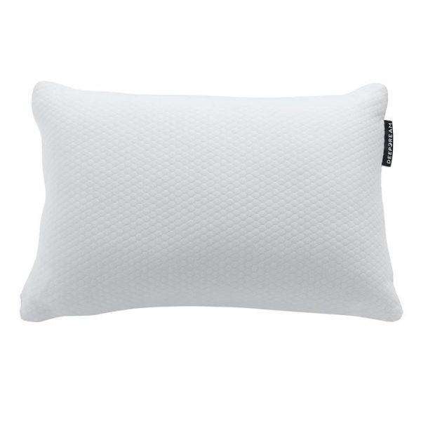 Shredded Memory Foam Pillow, Charcoal