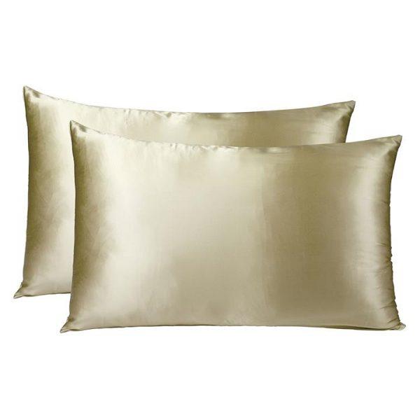Silk Pillow Case (Set of 2)