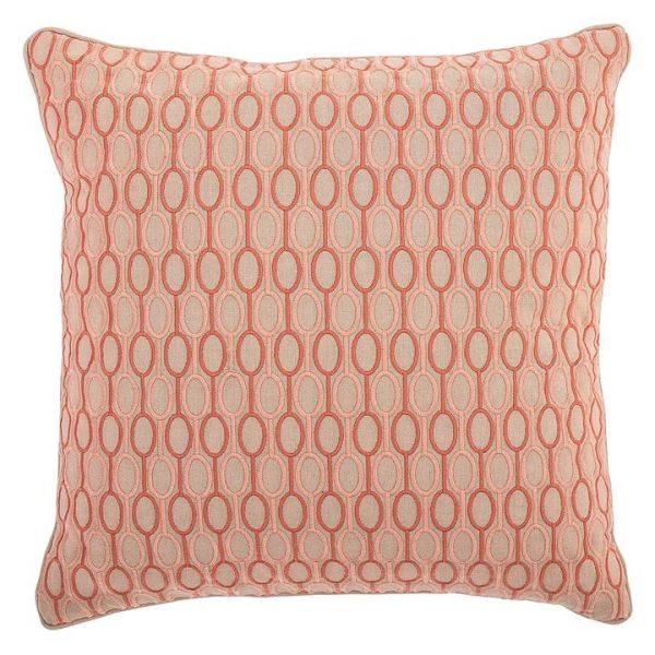 Skade Cushion, Coral