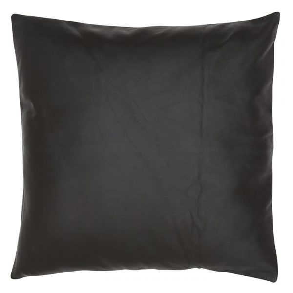 Square Leather Cushion