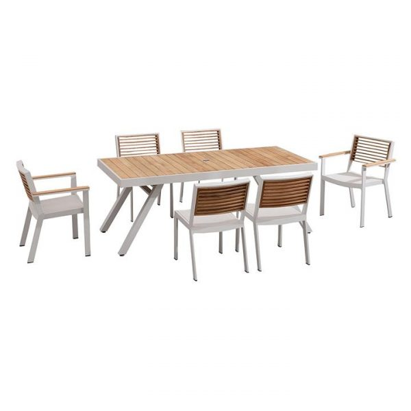 St. Lucia 7-Piece Outdoor Dining Set