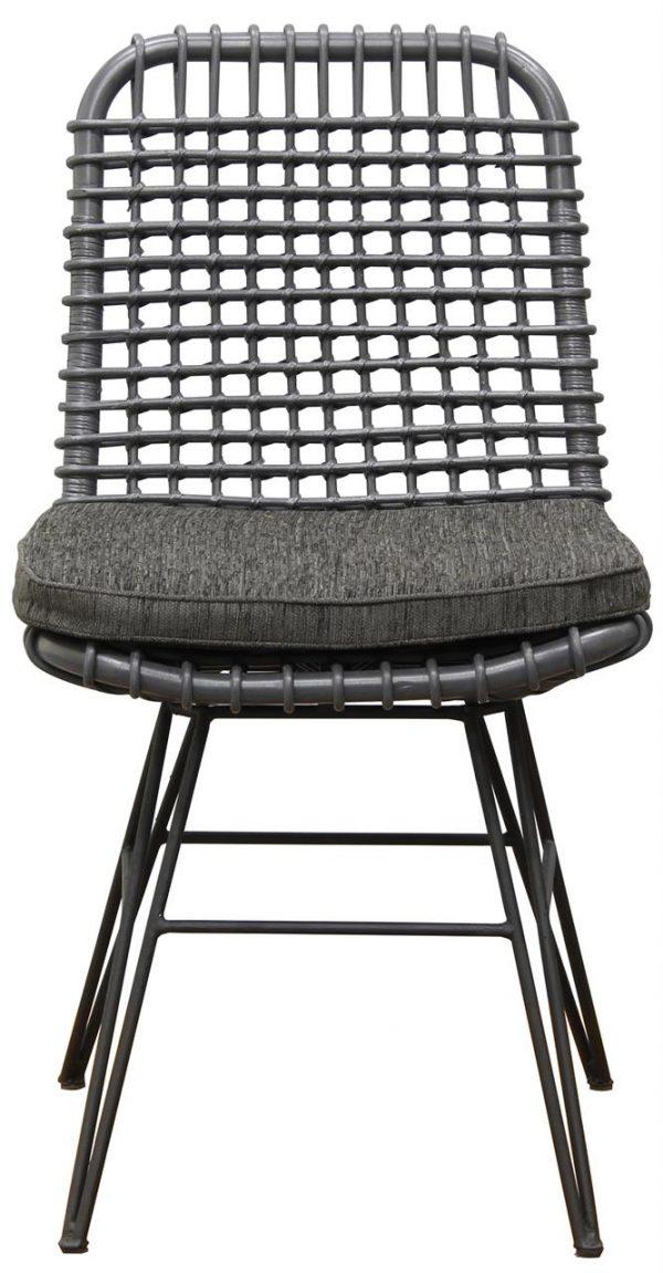 Starkville Rattan Dining Chair, Set of 2