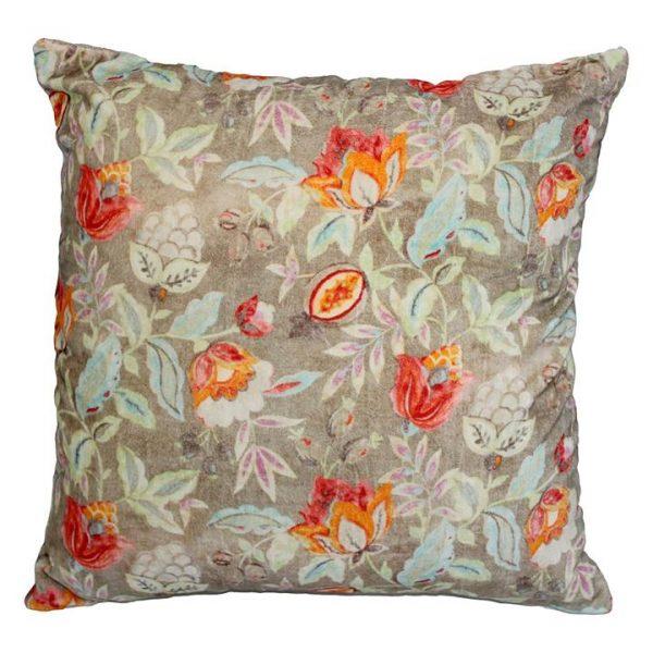 Tangerine Pop Cushion
