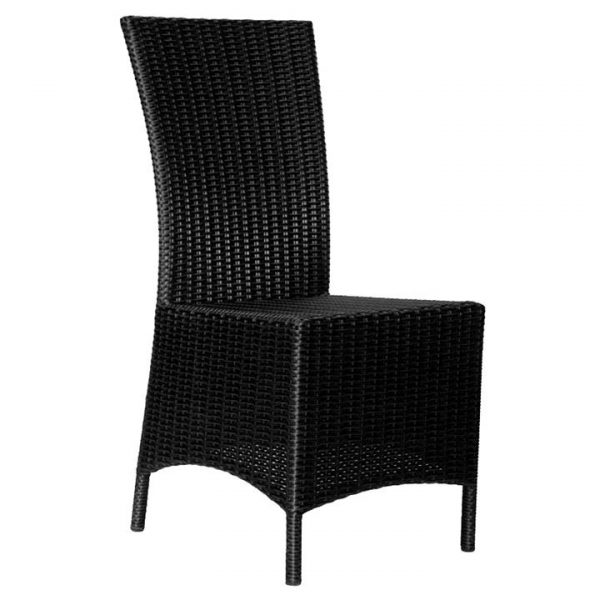 Tangier Wicker Outdoor Dining Chair