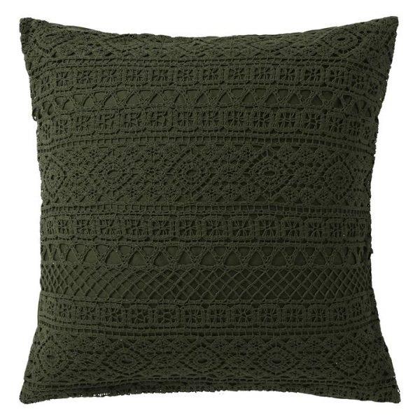 Tenille Crochet Lace European Pillow Case