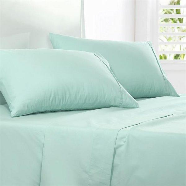 Tina Microfibre Standard Pillow Case (Set of 2)