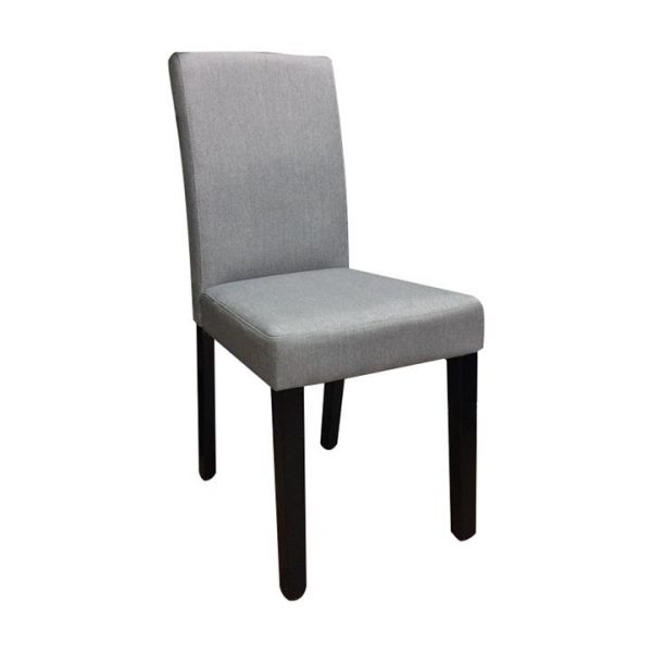 Vesly Fabric Dining Chair, Grey