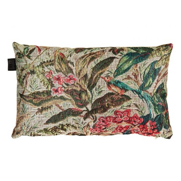 Vintage Tapestry Breakfast Cushion
