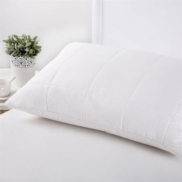 Whitebie Washable Australian Wool Surround Standard Pillow
