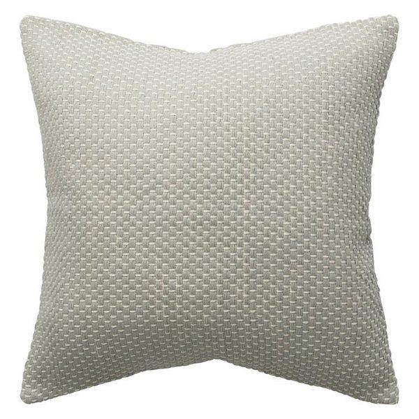 York Cushion, Silver