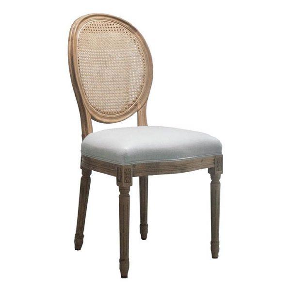 Zara Rattan Dining Chair (Set of 2)