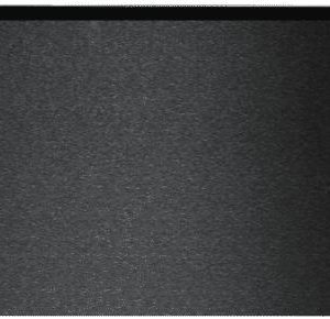 14cm Warming Drawer - Black Steel