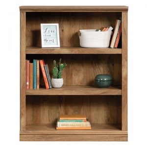 3-Shelf Bookcase Sindoori Mango